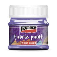 Vopsea-pentru-textile,-Pentart-50ml,-Violet