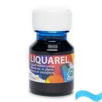 Acuarela lichida, Renesans, 30 ML, 120 CYAN