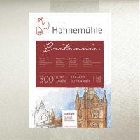 Bloc acuarela Britannia Hahnemuhle 300g