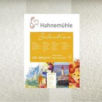 Bloc acuarela Selection 200-600 g/mp Hahnemuhle