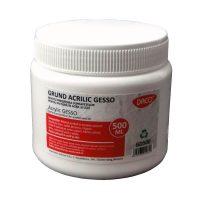 Grund acrilic pentru pictura, 500 ml, Daco
