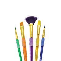 Set pensule pentru copii, Royal Brush, BK683
