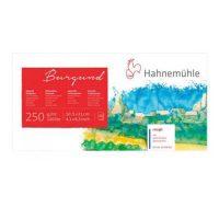 20 carti postale Burgund Hahnemühle, 250g, Rough