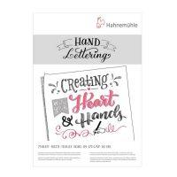 Bloc-creativ-Hand-Lettering-170g-Hahnemühle-25-coli
