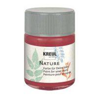 Vopsea creativa C. Kreul Nature, 50 ml, Pomegranate
