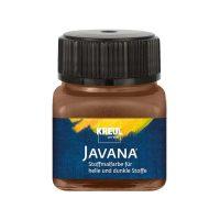 Vopsea pentru textile, Javana C. Kreul, 20ml - Deer Brown