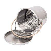 Suport metalic pentru curatat pensule, Brush Washer, Divolo